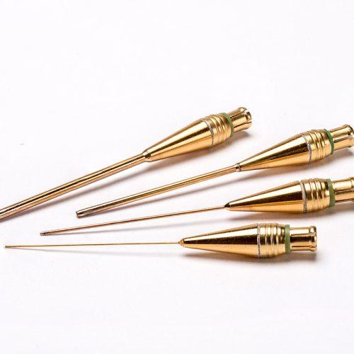 hydrophone needles